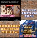 carteles,Rótulos,corporeos por 60eur+iva - foto