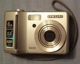 Cámara de fotos digital Samsung 6 mpx - foto