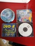 Liquido  vendo cd, dvd+rw, dvd - foto