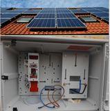 Boletines económico y placas solares - foto