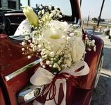 Alquiler coches bodas - foto