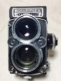 Rolleiflex 2,8 F - foto