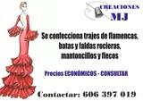 Confecc. economica vestido  gitana 25%dt - foto