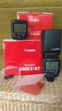 Flash 600EX-RT + Transmisor ST-E3-RT - foto