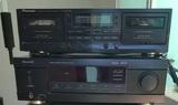Equipo de Musica Amplificador Tocadiscos - foto