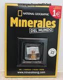 Oro - Minerales del mundo. - foto