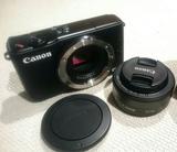 canon m10 + objetivo 22 mm - foto