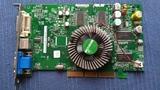 Tarjeta gráfica Nvidia GeForce FX 5500 - foto