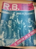 REVISTA BARCELONISTA 1974