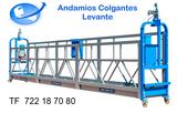 ANDAMIOS COLGANTES ELECTRICOS - foto
