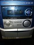 Minicadena Aiwa NSX-DR4 Digital Audio - foto