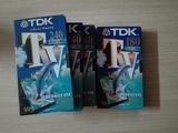 4 Cintas virgen VHS - foto