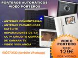Antenista i video porter 24h - foto
