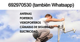 Instal·laciÓ d\'antenes satÈl.lit i tdt - foto