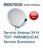 OrientaciÓ d\'antenes satÈl.lit tdt - foto
