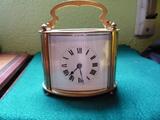 reloj de cuerda antiguo - foto