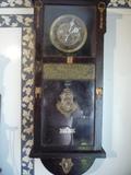 Reloj de pared de cuerda - foto