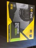 Zotac GTX 1050 ti OC 4GB - foto
