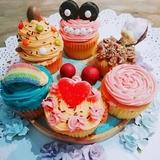 Cupcakes!!  ENVÍO GRATIS - foto