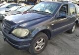 Mercedes ml 270 cdi despiece total - foto