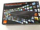 Deco tv  4k de orange - foto