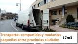Mudanzas Portes entre provincias - foto