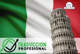 Traducciones Profesionales en Italiano - foto