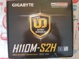 Placa base Gigabyte H110M-S2H - foto