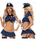 Disfraz policia sexy - foto
