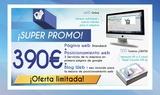 Web + posicionamiento + blog + tarjetas - foto