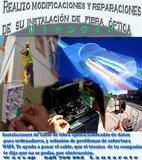 Ofrecemos reparación de fibra óptica wif - foto