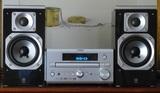 Cadena yamaha rdx-e700 dvd y cd mp3 - foto