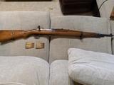 vendo rifle mauser 98 checo Brno. - foto
