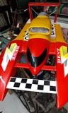 Lancha radiocontrol motor gasolina GRAN - foto