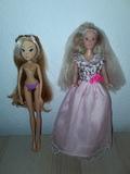 Muñeca Flora y Sindy - foto