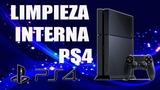 Limpieza de polvo interna Playstation 4 - foto