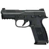Pistola fn fns-9 gas corta negra - foto