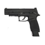 Pistola gas we f17 negra - foto
