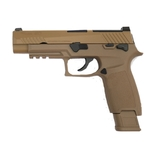 Pistola gas we f17 tan - foto