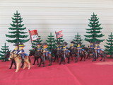Playmobil caballeria norte  (nº 18) - foto