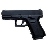 Pistola glk 23 gas metalics kj006 negra - foto