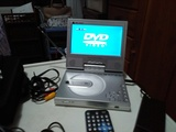 Reproductor dvd +tv portatil - foto