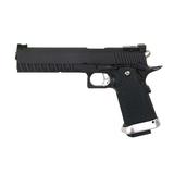 "Pistola hi capa 6\\\"" gas/co2 kp06 negra - foto"