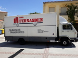 Transportes y mudanzas en Guadalajara - foto