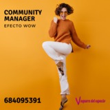Community Manager/ bloguera - foto