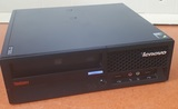 Lenovo thinkcentre amd 4gb 320gb dvdrw - foto