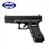 Pistola marui glock 17 gas negra. - foto