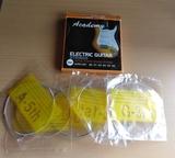 Juego de cuerdas guitarra eléctrica - foto