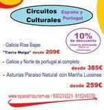 Circuitos Culturales por España - foto