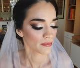 maquilladora y peluquera domicilio novia - foto